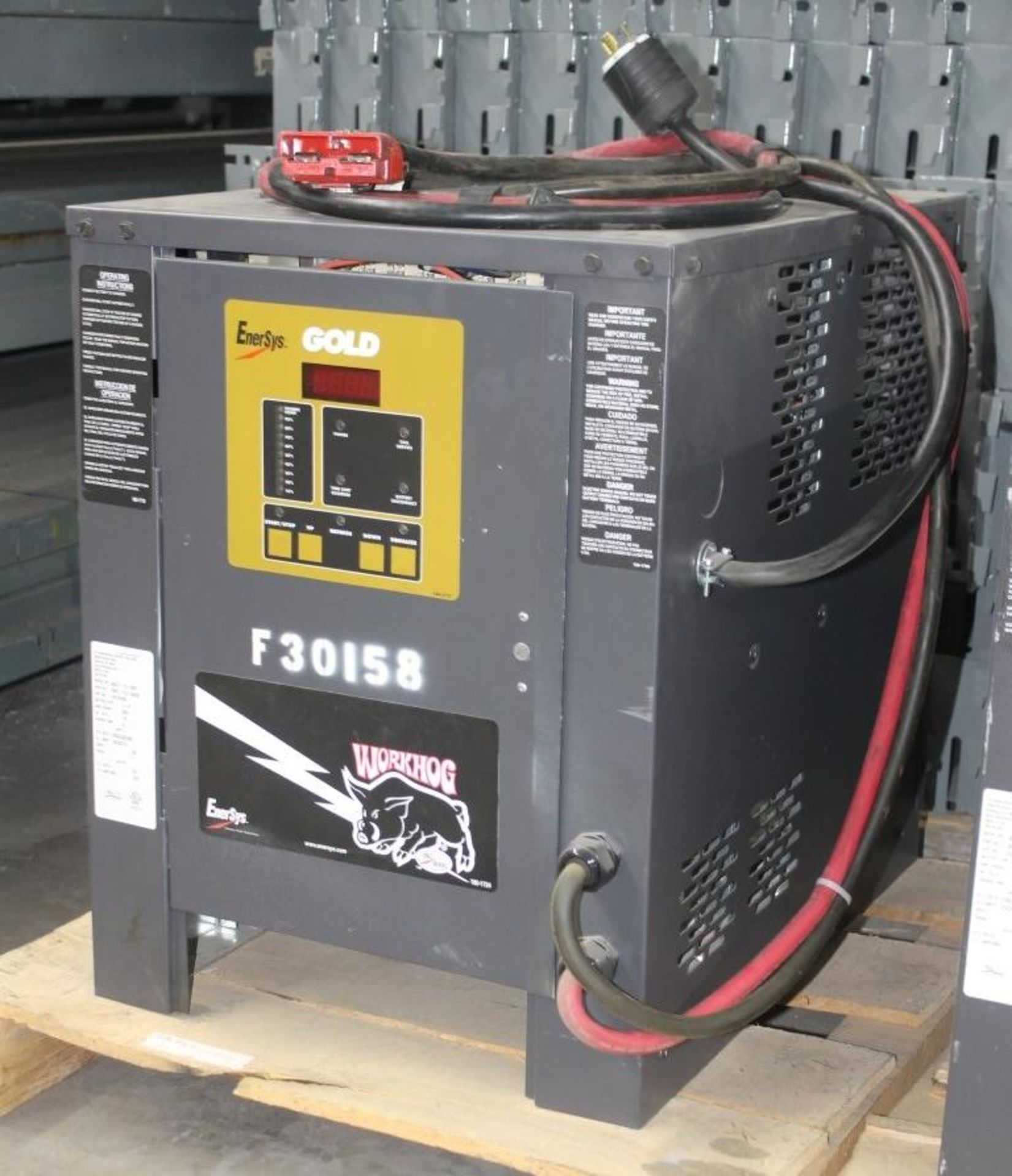 Lot 13 - ENERSYS GOLD 24 VOLTS BATTERY CHARGER