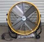 "Lot 31 - MAX AIR 24"" 2 IN 1 TILT FAN"