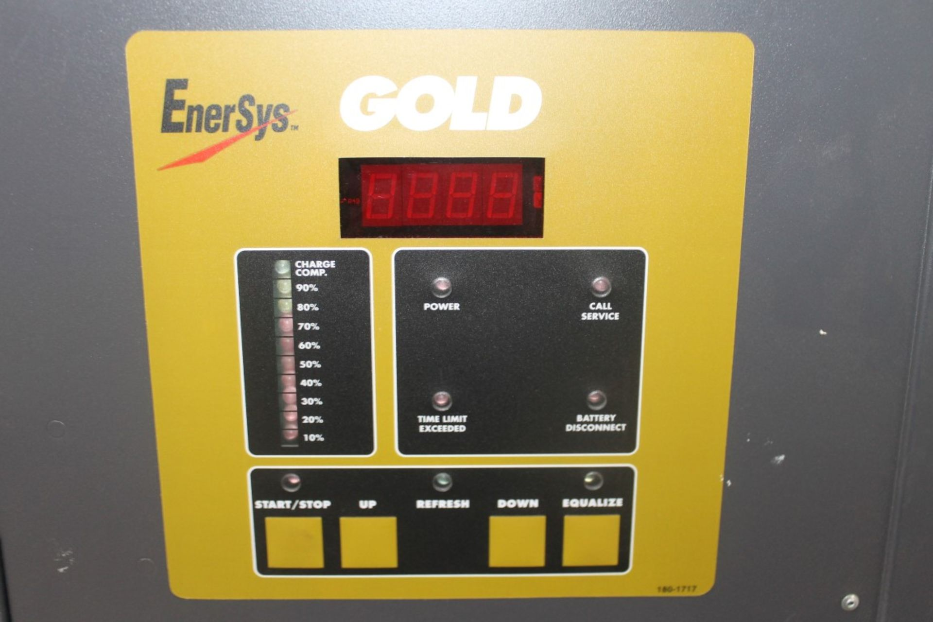 Lot 9 - ENERSYS GOLD 24 VOLTS BATTERY CHARGER