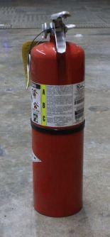 Lot 60 - 5 PCS OF FIRE EXTINGUISHER - CLASS ABC 10LB