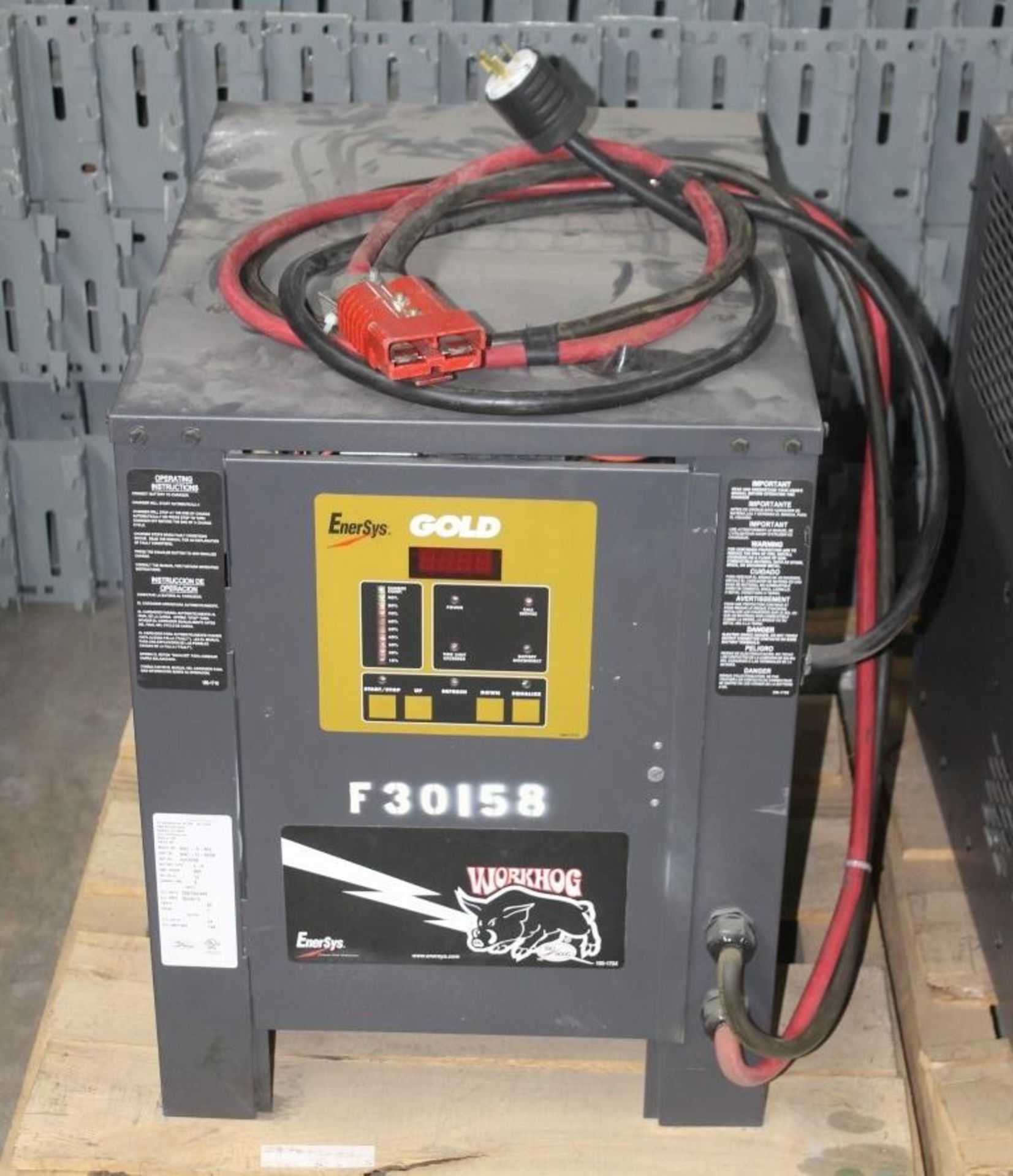 Lot 11 - ENERSYS GOLD 24 VOLTS BATTERY CHARGER