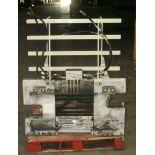 CASCADE 2500 LBS CAPACITY CARTON CLAMP ATTACHMENT