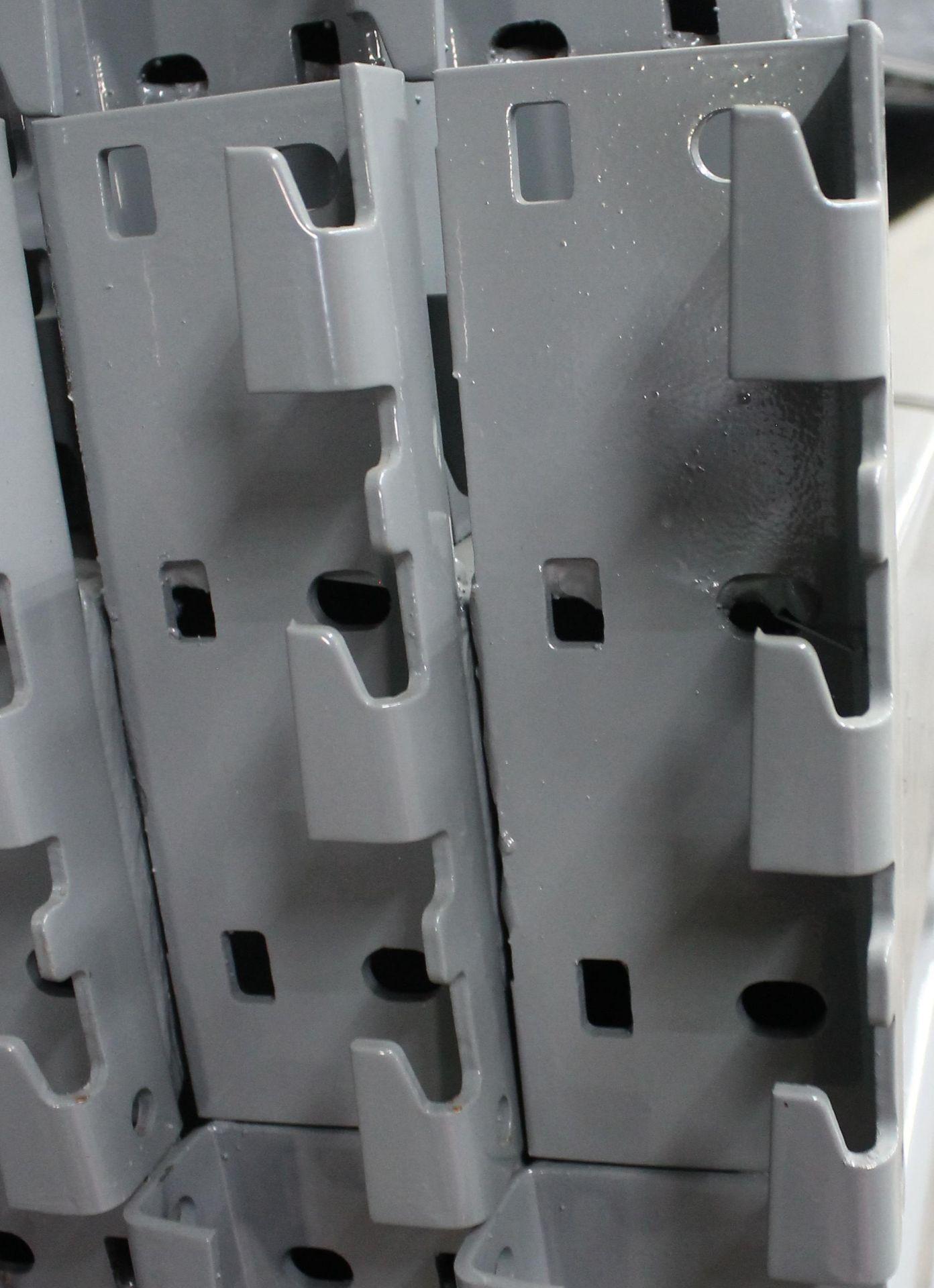 "NEW 60 PCS OF 108"" X 4.5"" KEYSTONE BEAM- 5500 LBS CAPACITY/PAIR - Image 2 of 2"