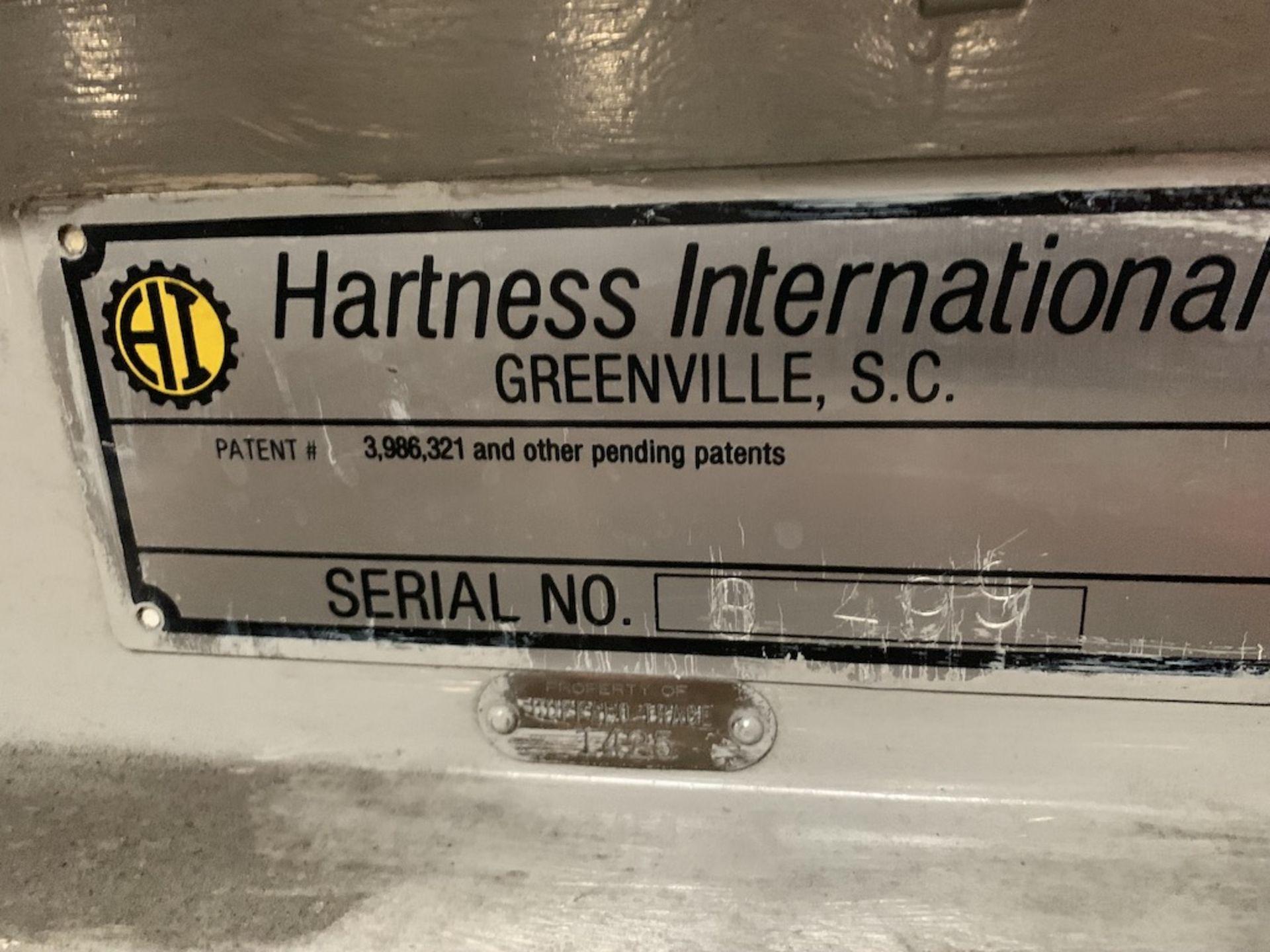 Lot 31 - Hartness 825 Case Packer with Laner