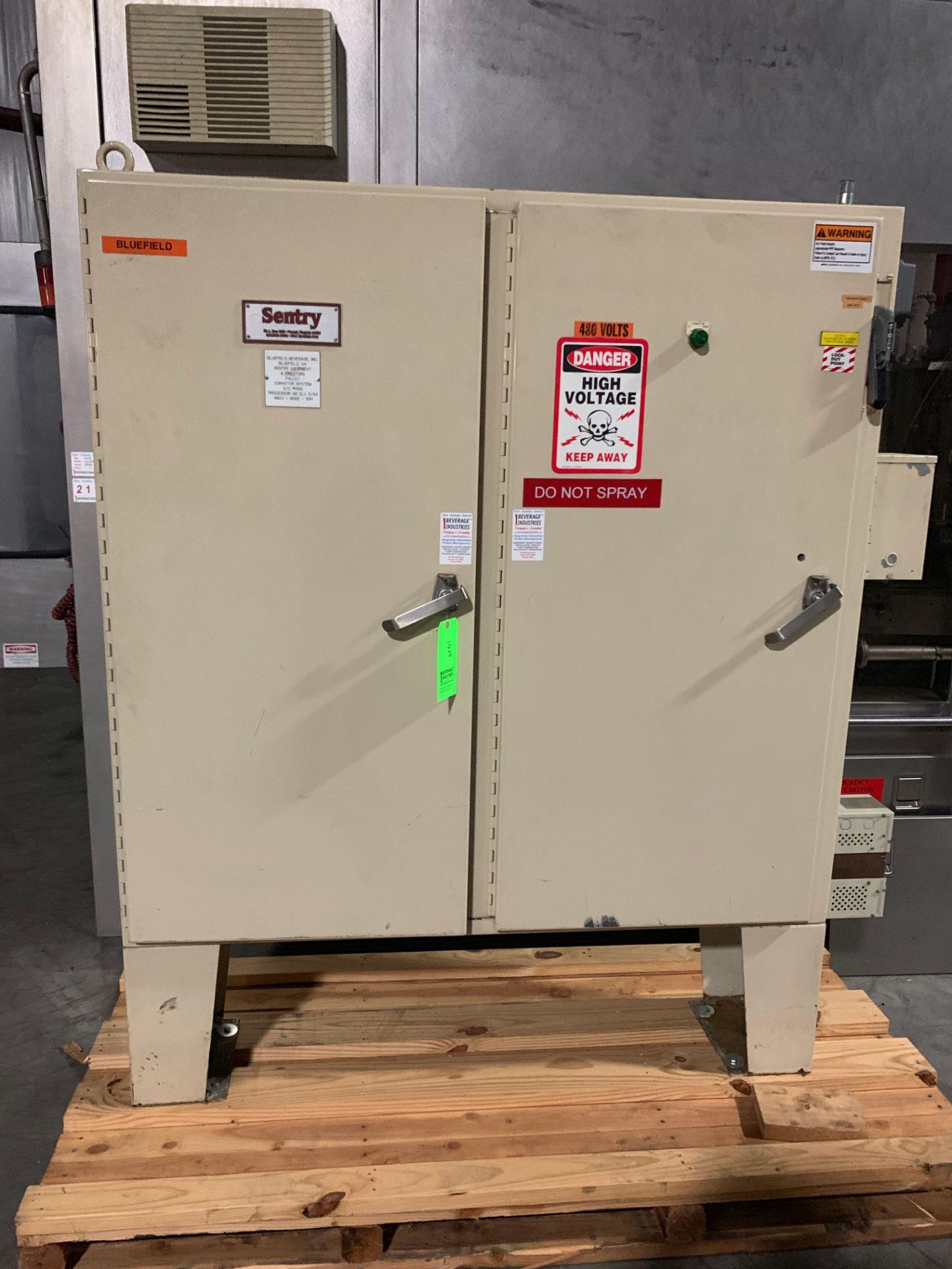 Lot 13 - Sentry Conveyor Control Panel