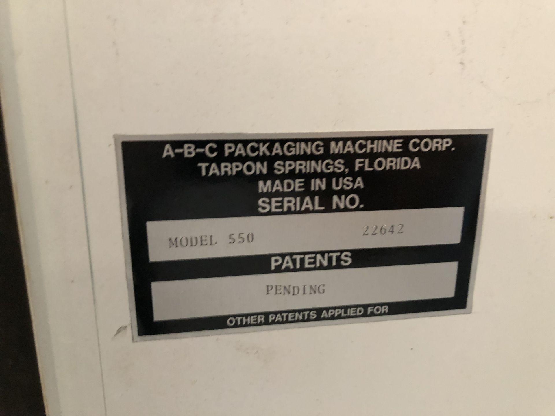 Lot 41 - ABC Model 550 Case Erector