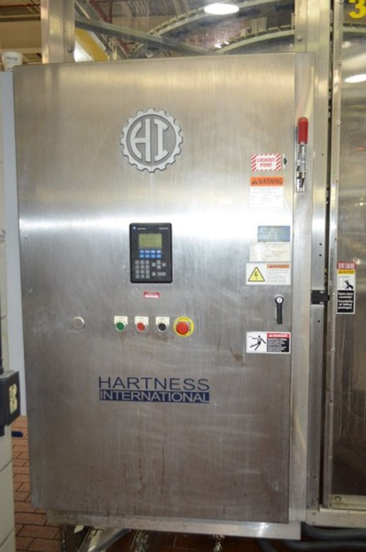 Lot 49 - Hartness Dynac 6400 Spiral Accumulator