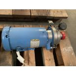 Lot 8 - Cherry Burrel 2HP Centrifugal Pump