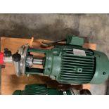Lot 3 - Tri Clover 15HP Centrifugal Pump