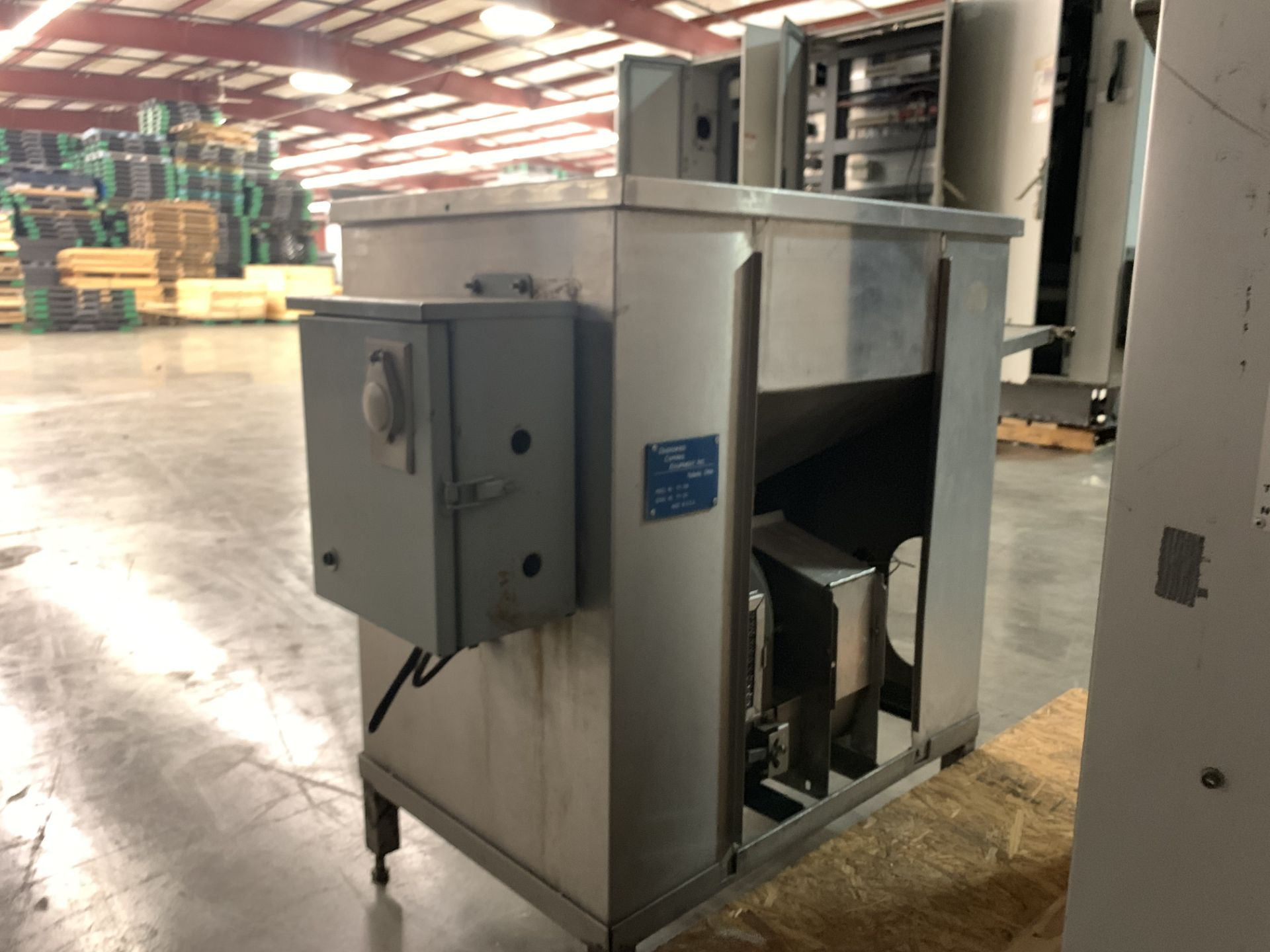 Lot 16 - Stainless Steel Cap Blower