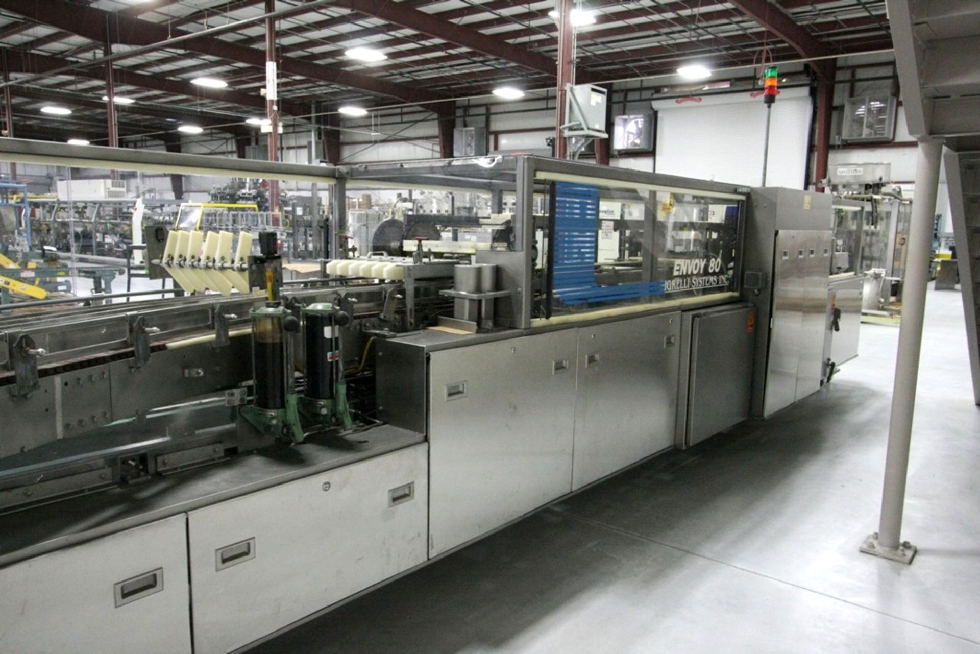 Lot 42 - Nigrelli M80 Tray Packer