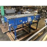 Lot 43 - Versa Case Conveyor with Transfer