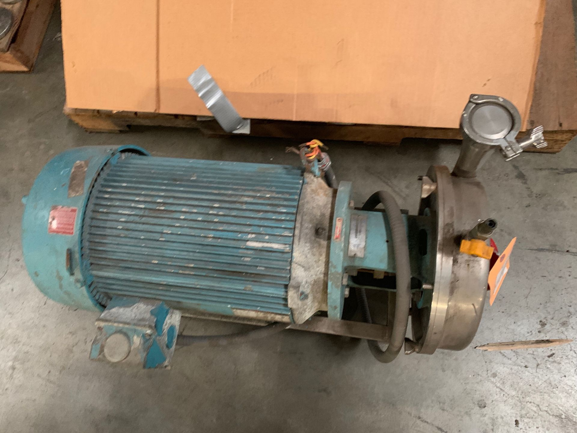 Lot 5 - 20HP Centrifugal Pump