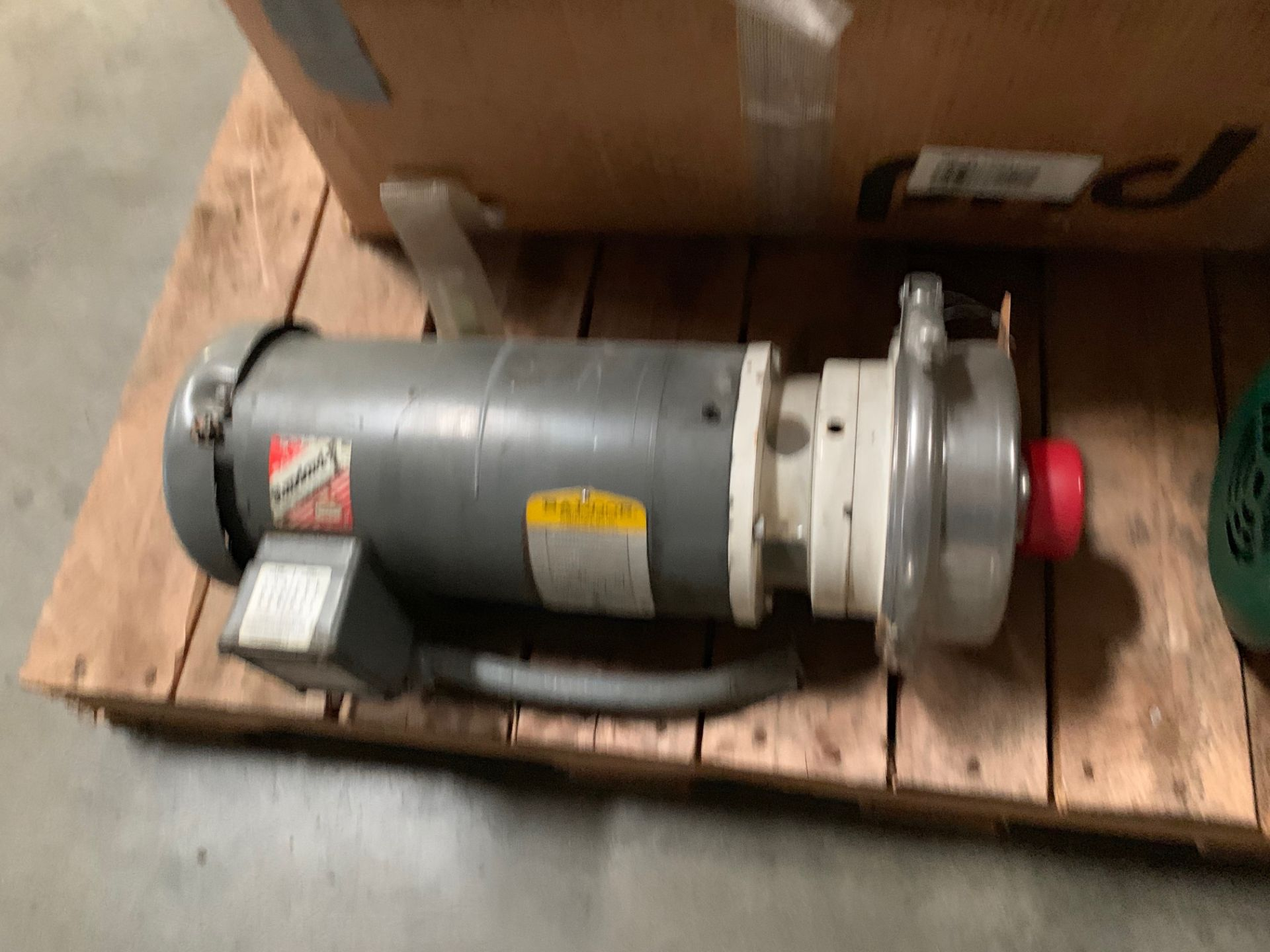 Lot 6 - Jenson 3HP Centrifugal Pump