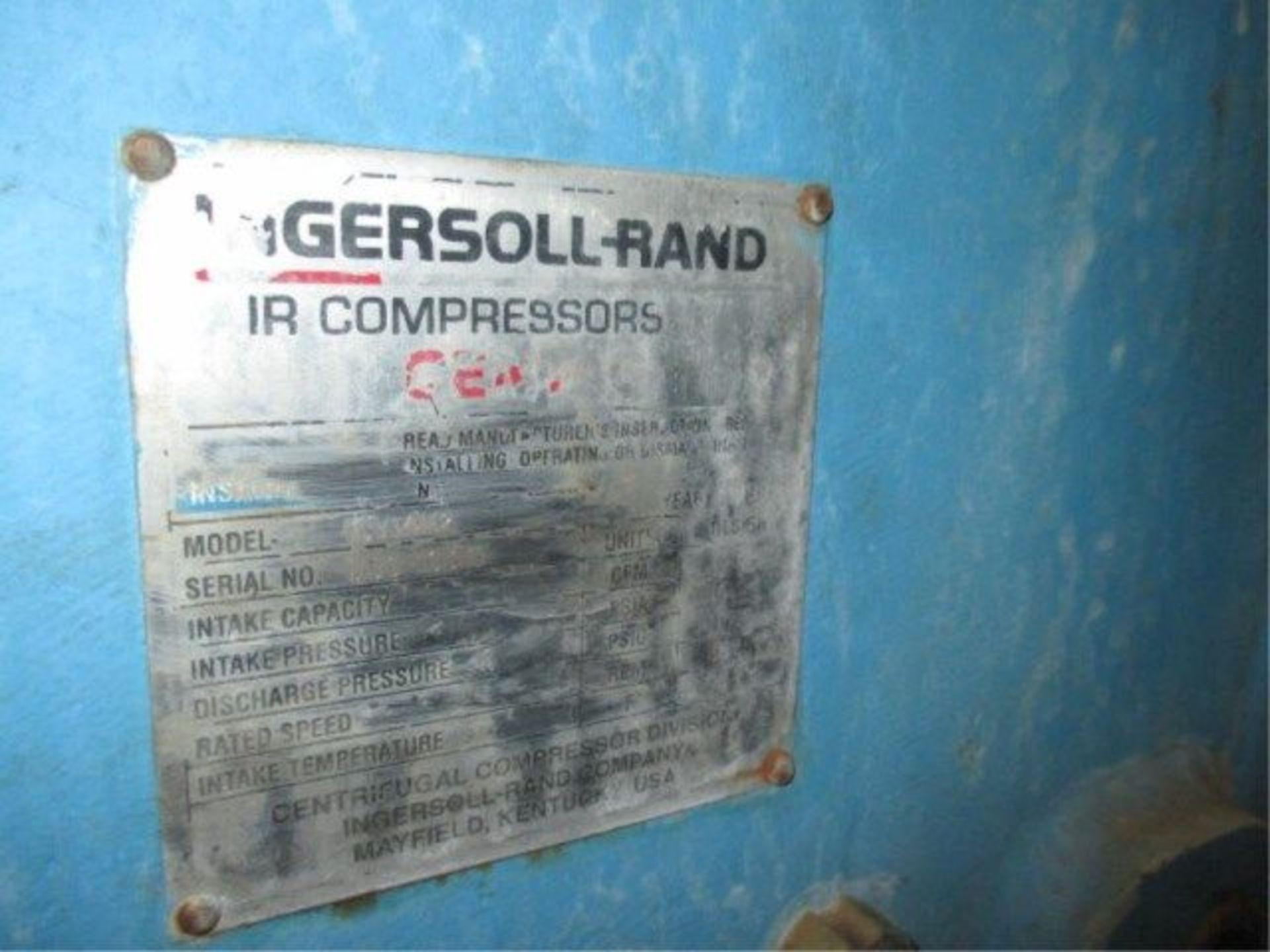 Lot 23 - Ingersoll Rand 400HP Centrifugal Air Compressor