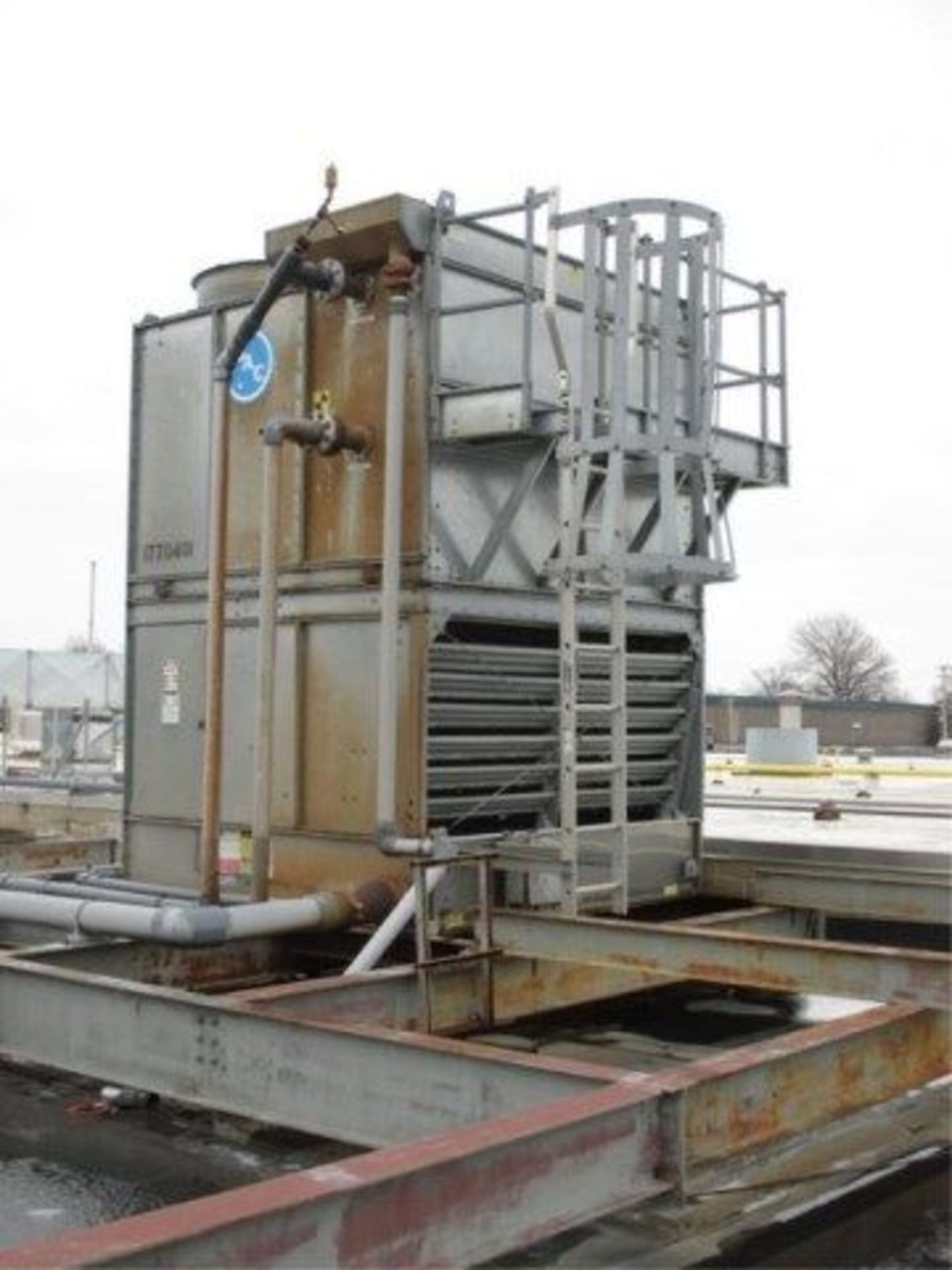 Lot 47 - BAC 73 Ton Cooling Tower