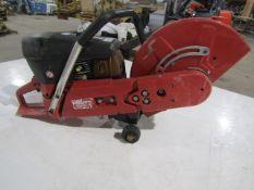 """Hilti DS-KC80-14"""" Concrete Cut-Off, Serial 279741"""