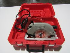 "Milwaukee 7 1/4"" Tilt-Lok Circular Saw Electric, Adjustable Handle"