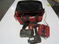 Hilti TE-6KA Hammer Drill 36V