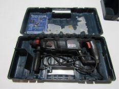 Bosch Bulldog Hammer Drill, Model 1125VSR, Serial #30424