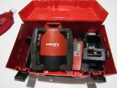 Hilti PR 20 Laser Level, Serial #36204073