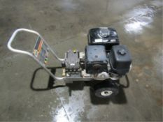 MTM CA-3504-0M4B Pressure Washer, Honda GX390, 3500 PSI, Serial #10536812