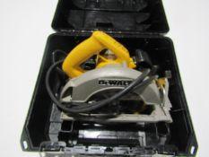 DeWalt Electric Circular Saw, Serial #931225