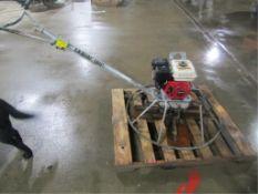 MBW F36/4 Concrete Power Trowel, Honda GX160 5.5, Serial #1718754