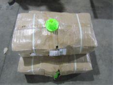 (3) Boxes of 100 each Rebar Caps