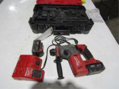 Milwaukee M18 Red Lithium XC5.0 Hammer Drill