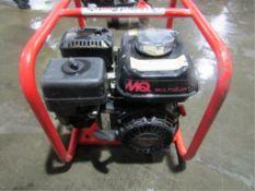 Multi-Quip QP-2H Transfer Pump 2 x 2, Serial #2H-99S