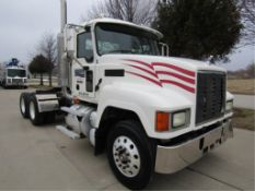 2004 Mack Semi, Model #CH613, Vin# 1M1AA18Y34N155281, with 168,576 miles, Engine #AC427 ASET (No