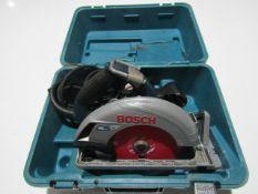 Bosch CS10 Electric Circular Saw, Serial #506 027925