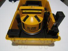 Spectra Plumb Plane Model #1146, Laser Eye XL, Serial #1406