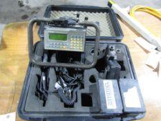 Trimble w/Cradle & Batteries