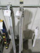 (4) Sight Rods