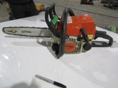 Stihl Chain Saw Model 311Y