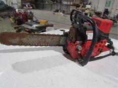 ISC Concrete Saw