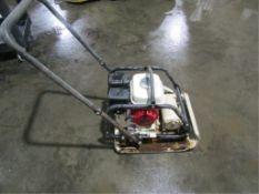 2012 Doqsan Model BX-80WH Plate Compactor, Honda GX160 Motor, Serial # 2269