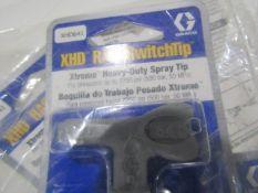 New Graco Spray Tips