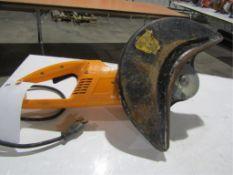 Partner K3000 Electric Concrete Cut-Off Saw