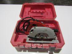 "Milwaukee 7 1/4"" Tilt-Lok Circular Saw Electric, Adjustable Handle, Model #6390-20"