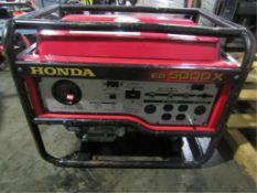Honda EB 5000X Gas 120/240V Generator