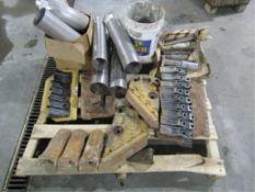 Pallet of Cat Parts & Misc.