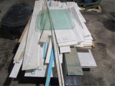 White 4'x8' Sheets