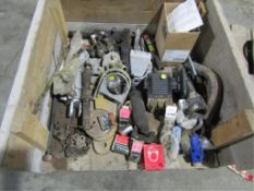 Pallet/Box Misc. Truck Parts