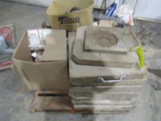 Pallet of Pump Parts