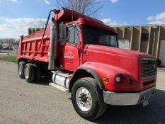 1999 Freightliner Dump Truck, Vin # 1FVXTWCB6XHB88774, 499,083 Miles, 7519 Hours, Eaton Fuller 8