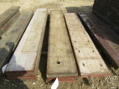 """(2) 8' x 16"""" Steel Ply Forms, Located in Hopkinton, IA"""