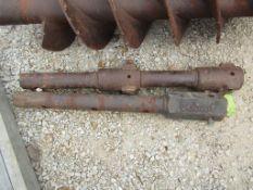 (2) Bobcat Bit Extensions, Located in Wildwood, MO